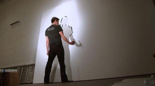 Відомий актор Джим Керрі виявився фантастичним художником і показав свої роботи