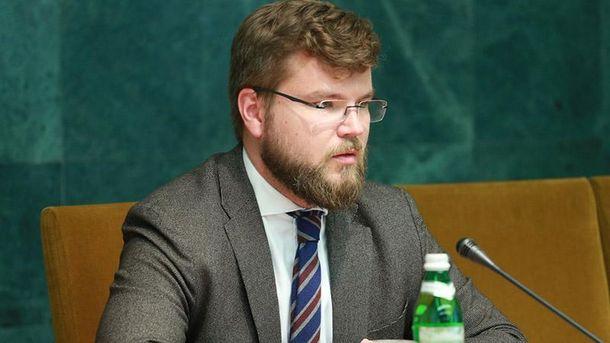 Евгений Кравцов временно возглавит