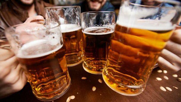 Пиво в Украине