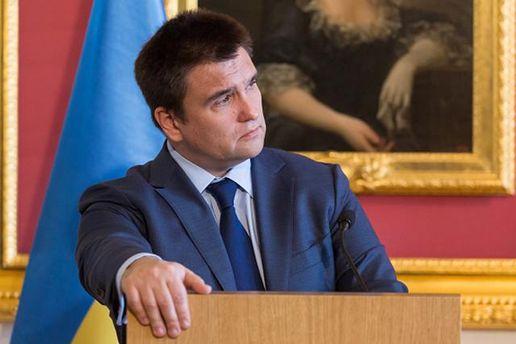 Клімкін зреагував на заяви німецьких політиків про Крим та Росію