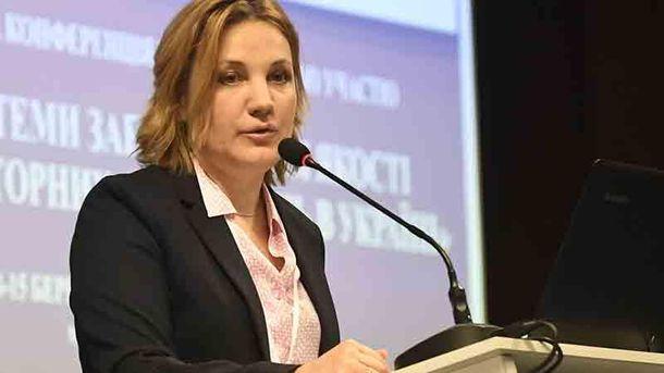 Заместитель министра здравоохранения Оксана Сивак ушла в отставку