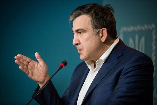 Саакашвілі заявив, що глава МЗС має громадянство Росії