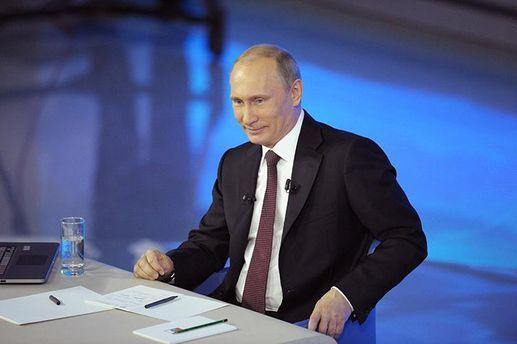 Никакие факты и документы не заставят русского разувериться в Путине – не пугайте страусов!