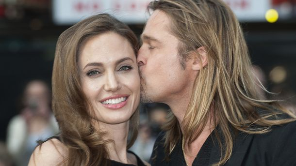 Анджелина Джоли и Брэд Питт отменяют развод?