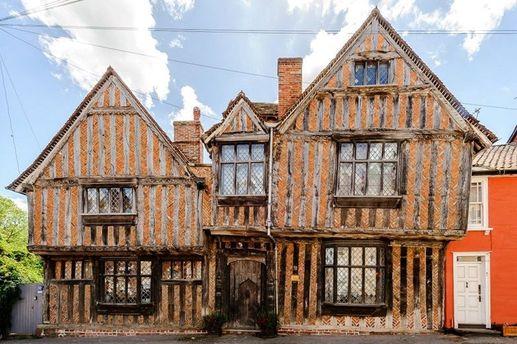 Дом, где вырос Гарри Поттер