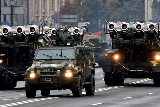 Все чаще звучат заявления о предоставление Западом оружия для украинской армии