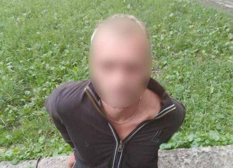Полиция задержала насильника