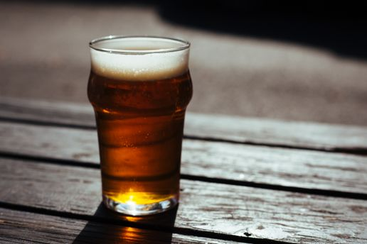 Пиво помогает кальцию усваиваться лучше