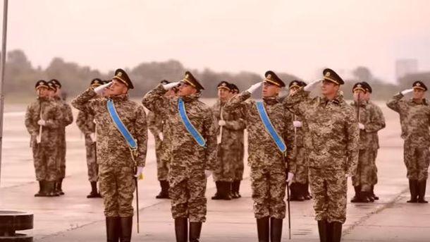 В Киеве продолжается подготовка к параду ко Дню Независимости