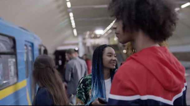 Впізнаєте метро?