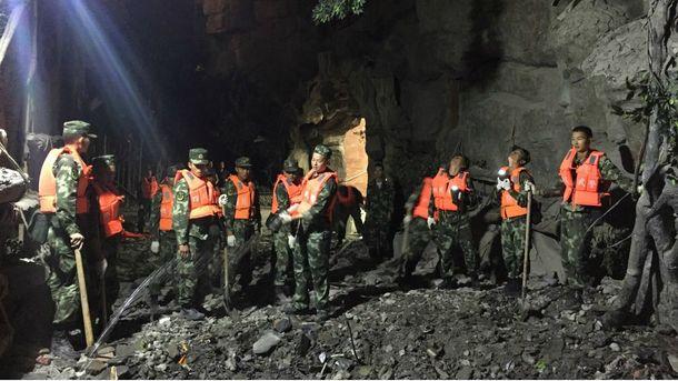 Землетруси в Китаї забрали життя 20 людей
