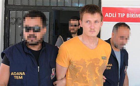В Туреччині затримали російського терориста