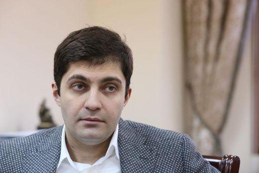 Сакваралидзе захватил лидерство в партии Саакашвили