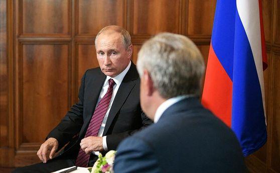 Держдеп США засудив зустріч Путіна з Раулем Хаджимбою