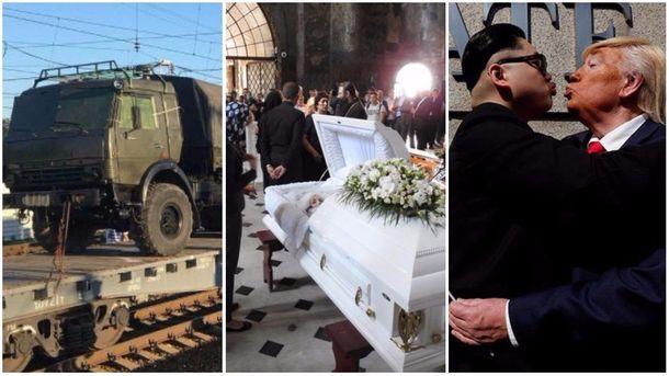 Главные новости 10 августа: новая угроза от России, похороны Бережной, перепалка США и КНДР