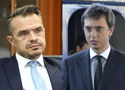 Омелян пояснил 900% надбавки к зарплате Новака
