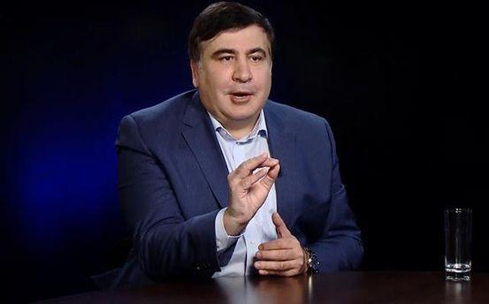 Сакакашвілі повертається в Україну