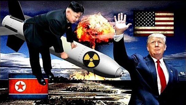 Битвы между США и КНДР
