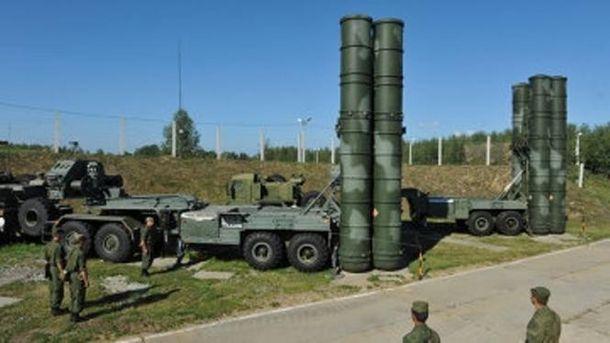 Установление ПВО РФ на границе с Украиной
