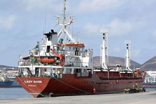 МЗС: Консульство підтримує постійний контакт із 11 затриманими українськими моряками в Іспанії