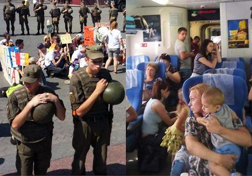 Головні новини 13 серпня: сутички на Марші рівності в Одесі та стояча поїздка