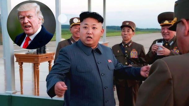 Как будет выглядеть ядерная война между КНДР и США