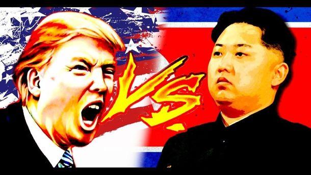 КНДР проти США