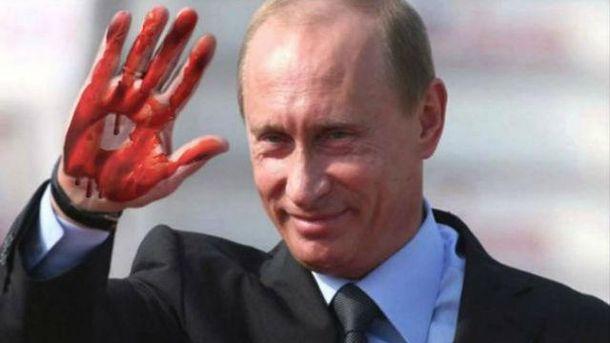 Путін намагається поводитись як геополітичний мачо