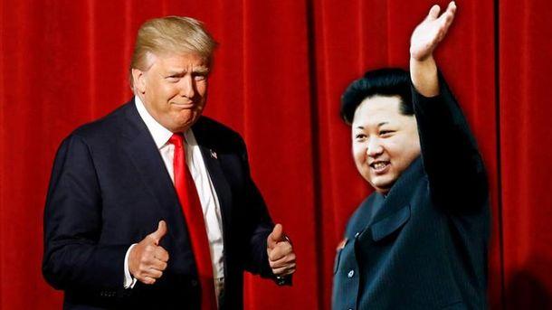 Трамп и Ким Чен Ын угрожают друг другу из холодного расчета
