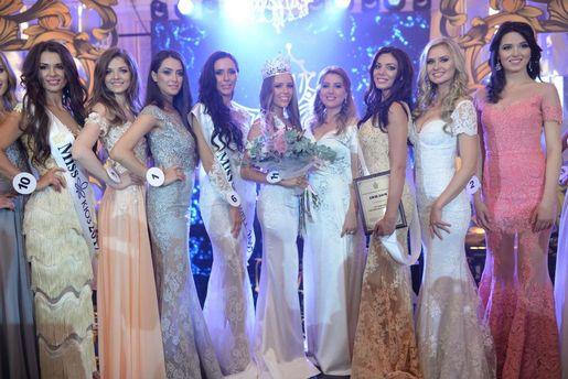 Конкурс Міс Україна Всесвіт 2017
