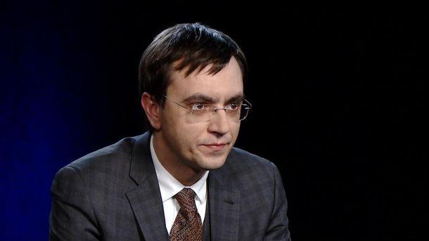 Укрзализныцю ожидают массовые увольнения, Балчун был просто красивым фронтменом,— Омелян