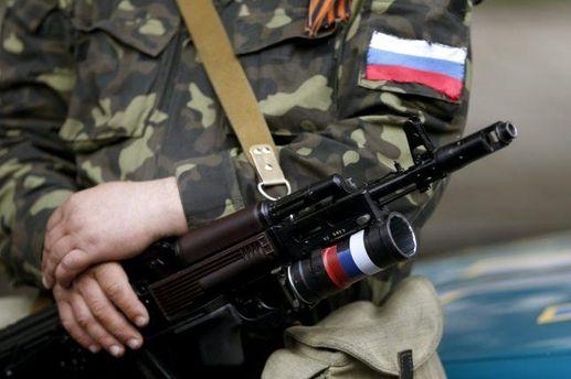 В России не рады боевикам с Донбасса