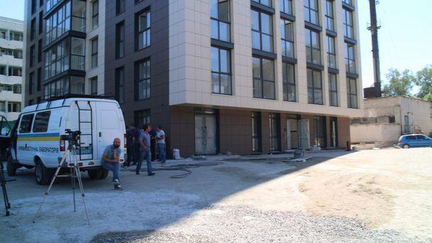 Стрілянина сталася біля однієї з елітних новобудов у Дніпрі