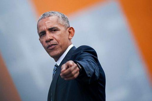 Барак Обама возвращается в американскую политику