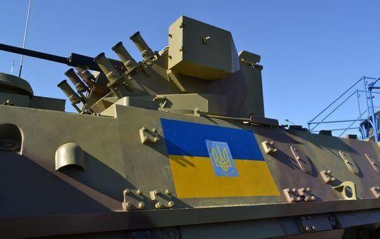 Затри роки армія України отримала 16 тис. озброєнь
