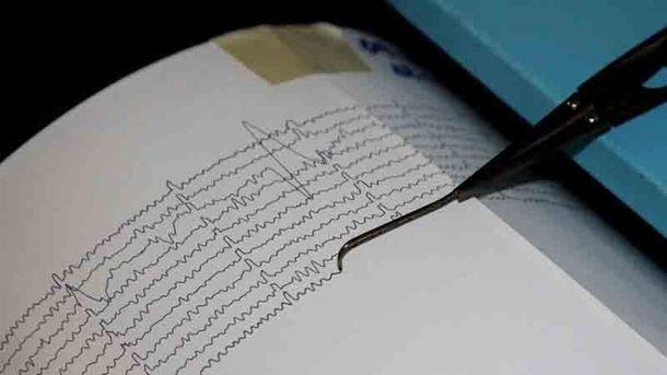 Землетрус в Тихому океані (Ілюстрація)