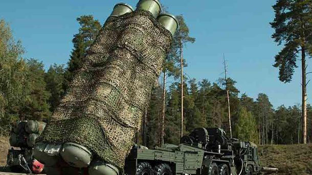 Российские ПВО (Иллюстрация)