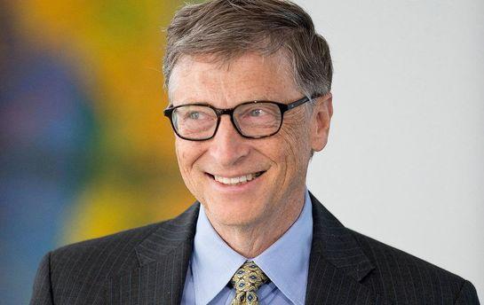 Білл Гейтс з'явився в Instagram