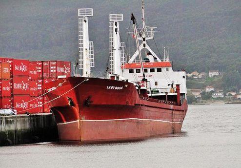 МЗС підтвердило затримання українських моряків в Іспанії насудні згашишем