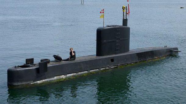 Журналистка Ким Уолл была на борту подводной лодки
