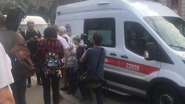 На активістів ЛГБТ напали в Росії