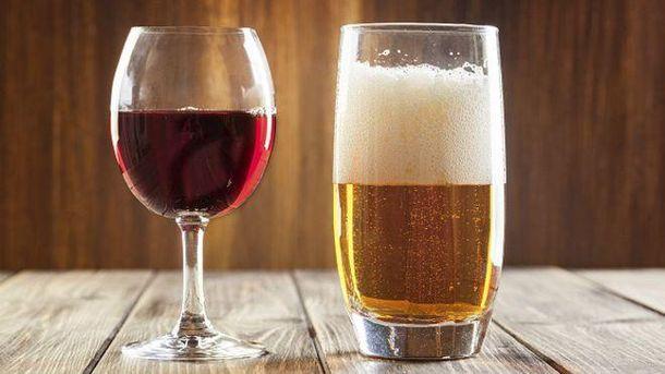 Алкоголь додає креативності, – вчені