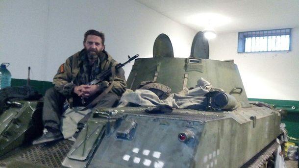 Террорист Евгений Сафонов умер на Донбассе