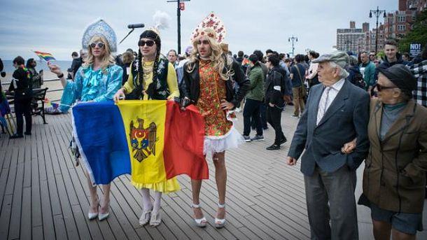 Большая часть молдаван считают себя счастливыми