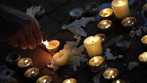 Протесты в Шарлотсвилле: памяти