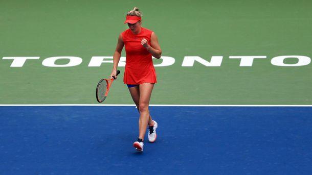 Світоліна порадувала українців черговою перемогою, пробившись до фіналу Rogers Cup