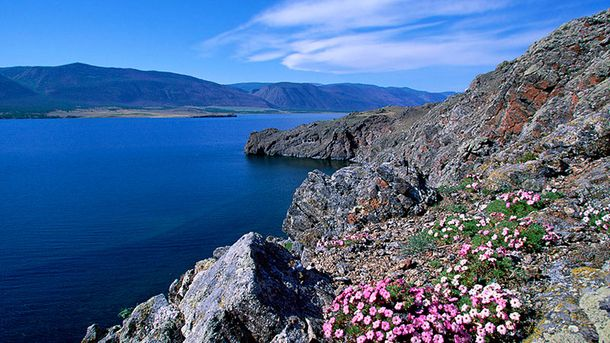 Британець загинув на Байкалі (Ілюстрація)