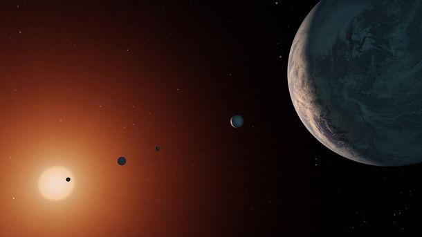 В NASA нашли звезду, которая в два раза старше Солнечной системы