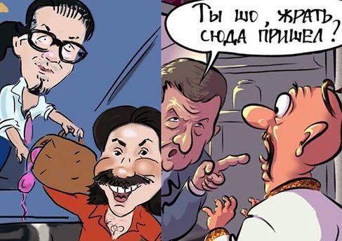 Найсмішніші меми тижня: Балчун і зйомки у кліпах Зіброва, Рева і ненажерливі українці