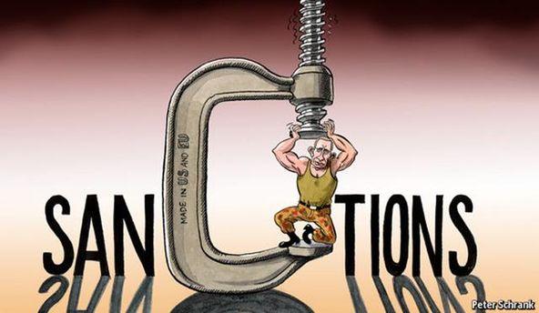 Санкції проти Росії стануть кінцем режиму Путіна